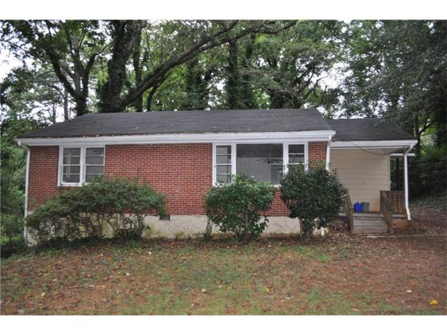 3484 Jackson Drive, Decatur, GA 30032 (MLS #5906699) :: North Atlanta Home Team