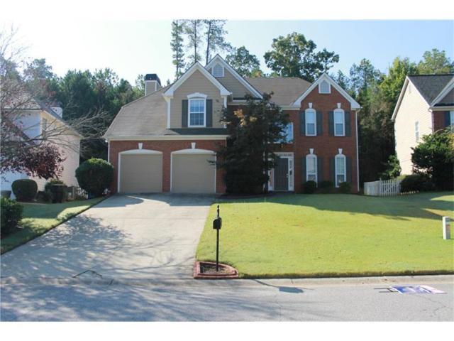 3023 NW Cranbrook Walk NW, Kennesaw, GA 30144 (MLS #5906727) :: North Atlanta Home Team