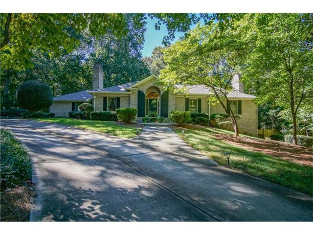 2758 Chimney Springs Drive, Marietta, GA 30062 (MLS #5906767) :: North Atlanta Home Team