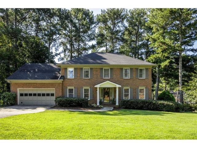 4834 Parliament Way, Dunwoody, GA 30338 (MLS #5906806) :: Buy Sell Live Atlanta