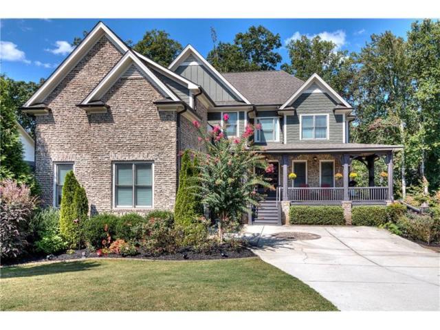156 Hanover Avenue, Dallas, GA 30157 (MLS #5906879) :: North Atlanta Home Team