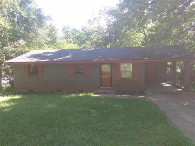 614 E Marable Street, Monroe, GA 30655 (MLS #5906900) :: North Atlanta Home Team