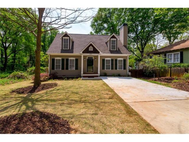 1579 Mcpherson Avenue SE, Atlanta, GA 30316 (MLS #5906976) :: North Atlanta Home Team