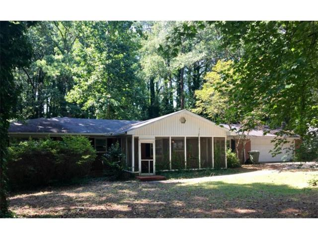 3314 Dunn Street SE, Smyrna, GA 30080 (MLS #5907012) :: North Atlanta Home Team