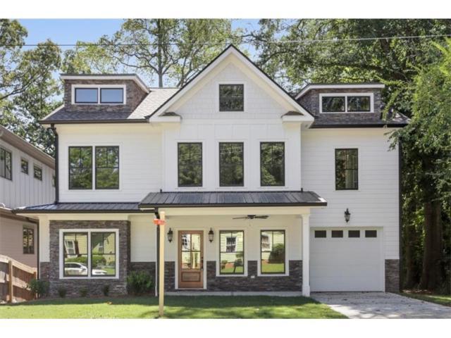 157 Hood Circle, Decatur, GA 30030 (MLS #5907101) :: Path & Post Real Estate