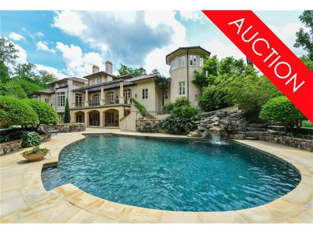 8200 Jett Ferry Road, Atlanta, GA 30350 (MLS #5907125) :: North Atlanta Home Team