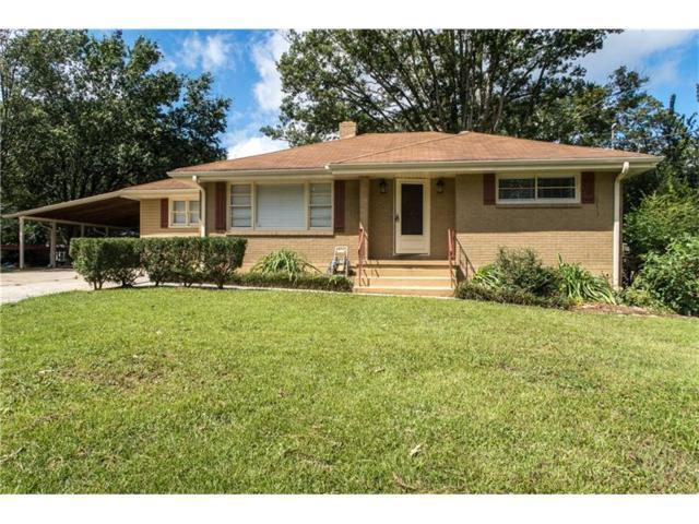 3220 Concord Circle SE, Smyrna, GA 30080 (MLS #5907167) :: North Atlanta Home Team