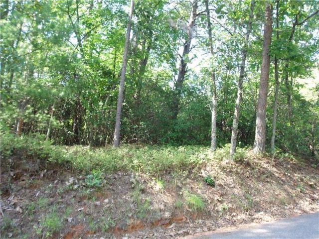 0 Woodbrier, Sautee Nacoochee, GA 30571 (MLS #5907171) :: Carr Real Estate Experts