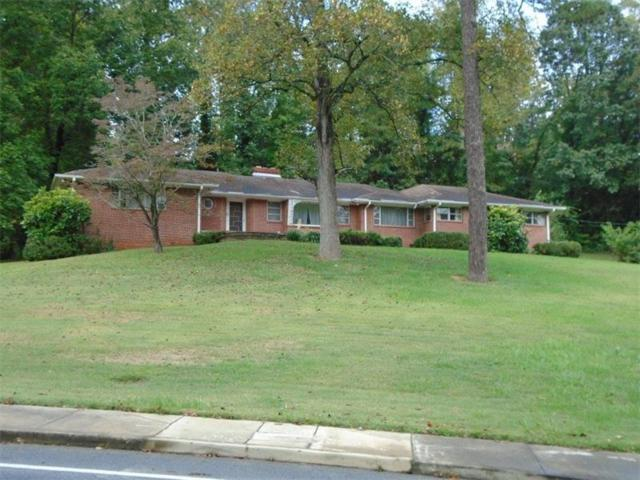 4262 Wieuca Road, Atlanta, GA 30342 (MLS #5907310) :: The Hinsons - Mike Hinson & Harriet Hinson