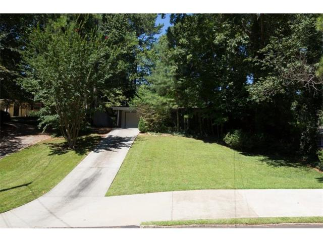 1508 Bubbling Creek Road NE, Brookhaven, GA 30319 (MLS #5907405) :: North Atlanta Home Team