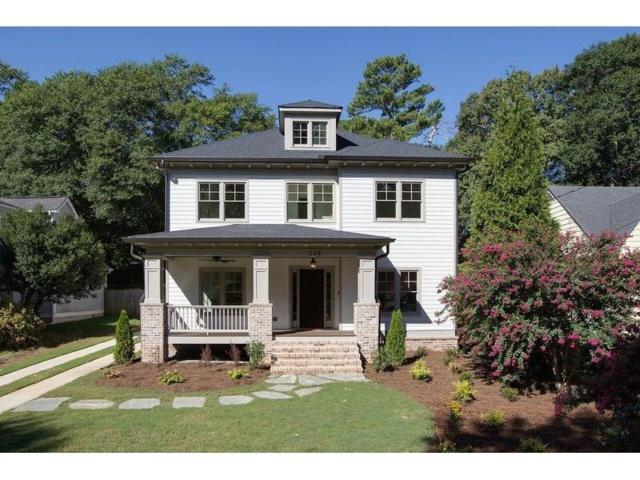 229 Garland Avenue, Decatur, GA 30030 (MLS #5907477) :: Path & Post Real Estate