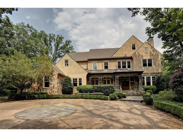 59 Blackland Road NW, Atlanta, GA 30342 (MLS #5907526) :: North Atlanta Home Team