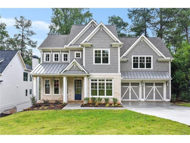 1521 Runnymeade Road, Brookhaven, GA 30319 (MLS #5907603) :: North Atlanta Home Team
