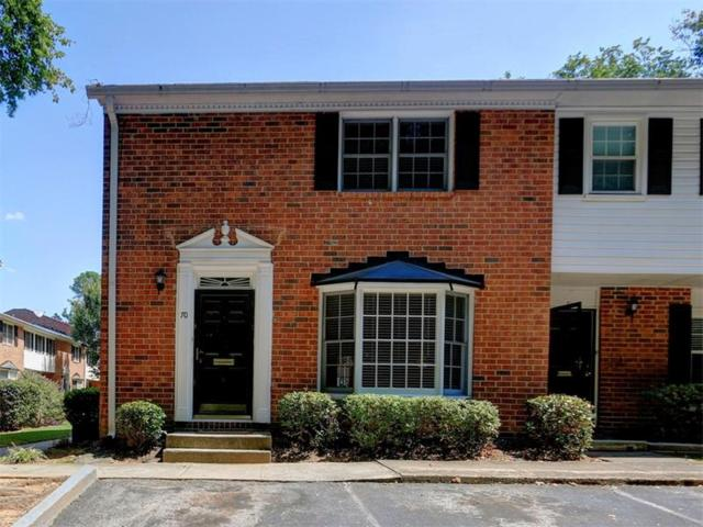 6520 Roswell Road #70, Sandy Springs, GA 30328 (MLS #5907614) :: North Atlanta Home Team