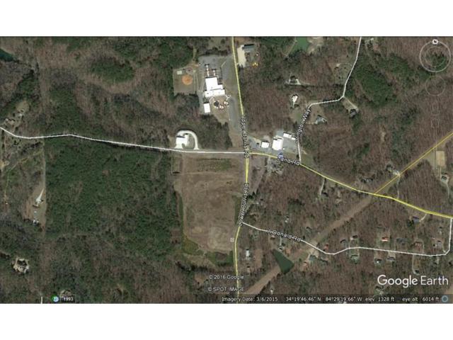 00 Land Road, Canton, GA 30114 (MLS #5907625) :: North Atlanta Home Team
