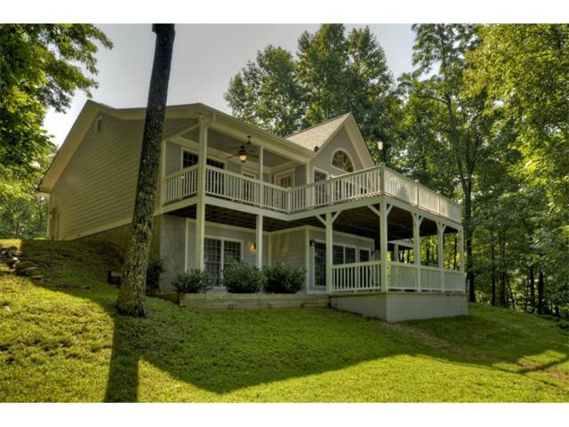 40 Mountain Oak Court, Ellijay, GA 30536 (MLS #5907633) :: North Atlanta Home Team