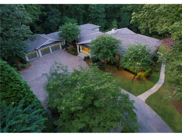 539 W Paces Ferry Road NW, Atlanta, GA 30305 (MLS #5907735) :: North Atlanta Home Team