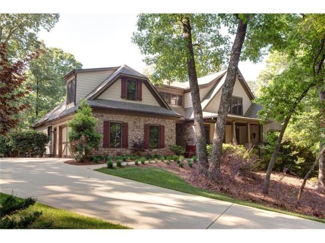 115 Pigeon Creek Drive, Dawsonville, GA 30534 (MLS #5907760) :: North Atlanta Home Team