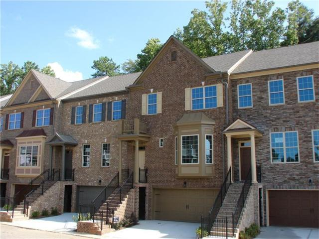 1106 Willow Field Drive #74, Marietta, GA 30067 (MLS #5907783) :: North Atlanta Home Team