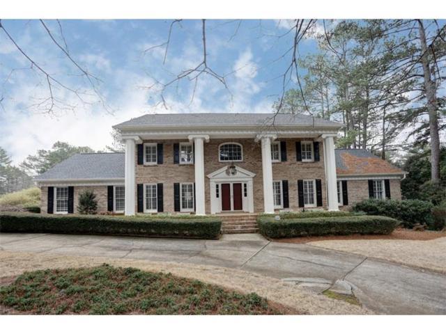 2665 Spalding Drive, Sandy Springs, GA 30350 (MLS #5907838) :: North Atlanta Home Team