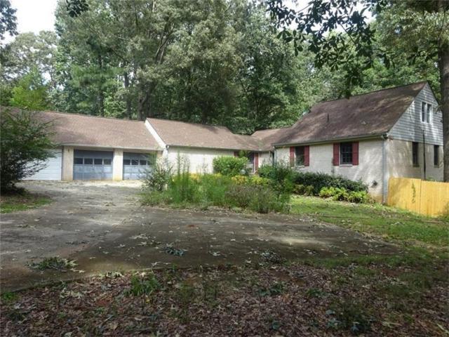 5266 Deer Run Drive SW, Conyers, GA 30094 (MLS #5908244) :: North Atlanta Home Team