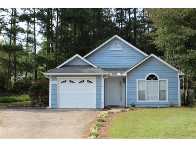 3460 Clare Cottage Trace, Marietta, GA 30008 (MLS #5908275) :: North Atlanta Home Team
