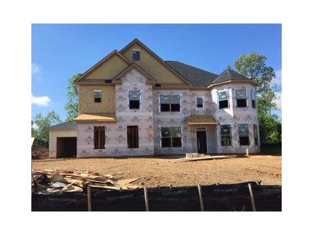 341 Carmichael Circle, Canton, GA 30115 (MLS #5908525) :: Path & Post Real Estate