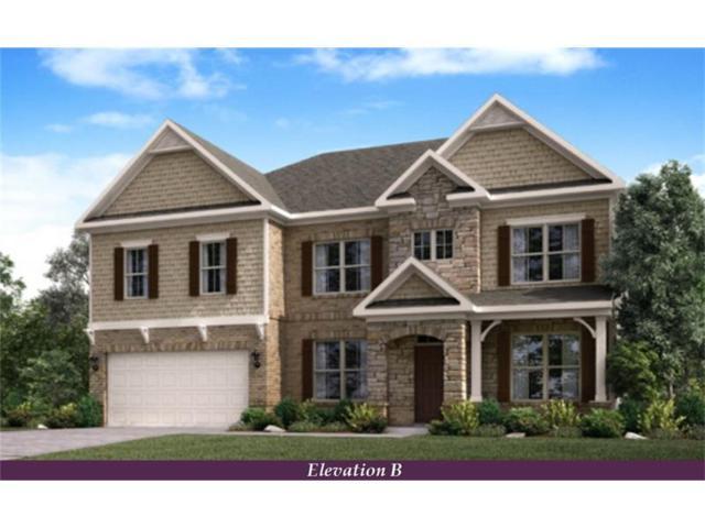 127 Carmichael Drive, Canton, GA 30115 (MLS #5908527) :: Path & Post Real Estate