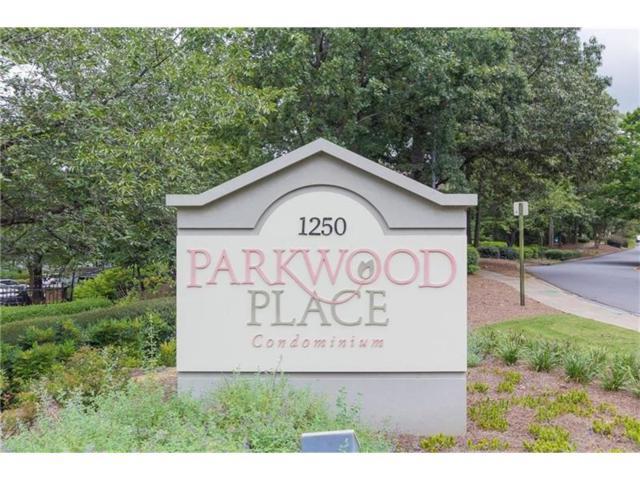 1250 Parkwood Circle SE #2205, Atlanta, GA 30339 (MLS #5908577) :: North Atlanta Home Team