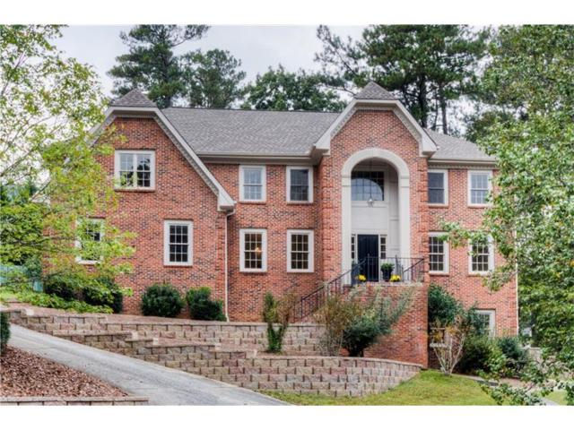 5901 Magnolia Mill Court, Peachtree Corners, GA 30092 (MLS #5908703) :: Rock River Realty