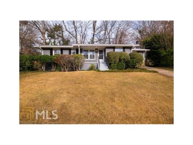 2476 Ridgefield Terrace, Decatur, GA 30033 (MLS #5908723) :: North Atlanta Home Team