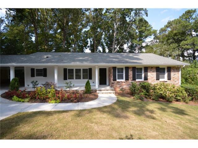 6570 Cherry Tree Lane, Sandy Springs, GA 30328 (MLS #5908751) :: North Atlanta Home Team