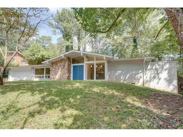 3590 Cloudland Drive, Stone Mountain, GA 30083 (MLS #5908817) :: North Atlanta Home Team
