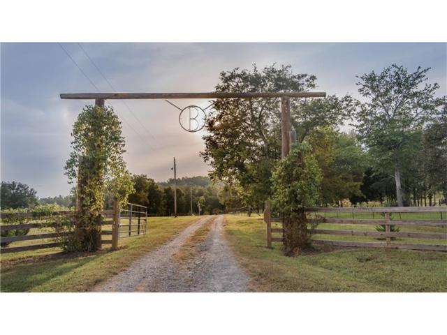 0 Fish Hatchery, Summerville, GA 30747 (MLS #5908977) :: North Atlanta Home Team