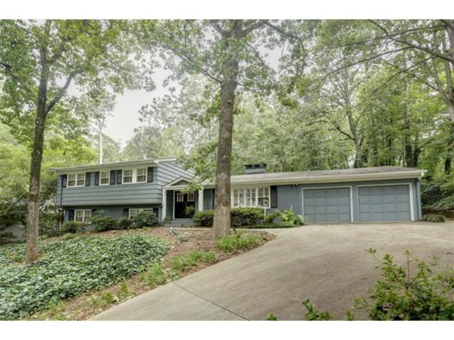 3177 Saybrook Drive NE, Brookhaven, GA 30319 (MLS #5908992) :: North Atlanta Home Team