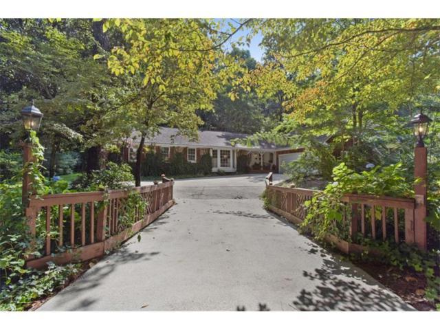 7265 Hunters Branch Drive, Sandy Springs, GA 30328 (MLS #5909073) :: North Atlanta Home Team