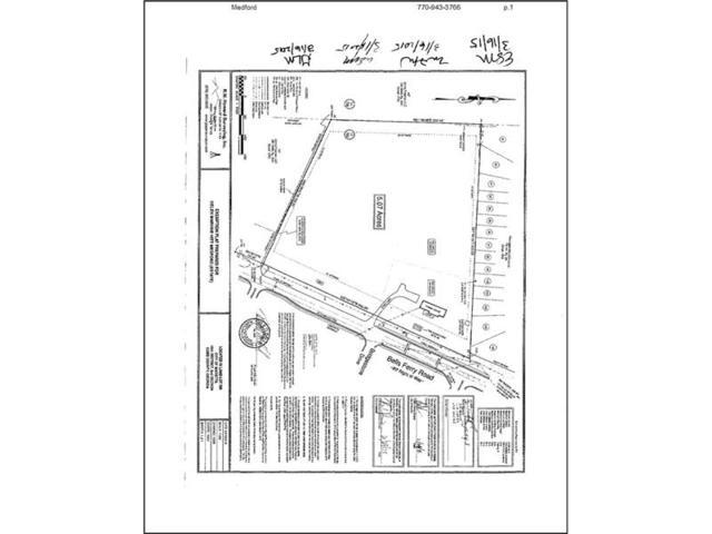 1691 Bells Ferry Road, Marietta, GA 30066 (MLS #5909113) :: North Atlanta Home Team