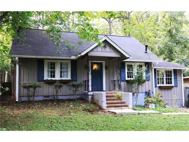 450 Spruce Drive, Pine Lake, GA 30072 (MLS #5909118) :: North Atlanta Home Team
