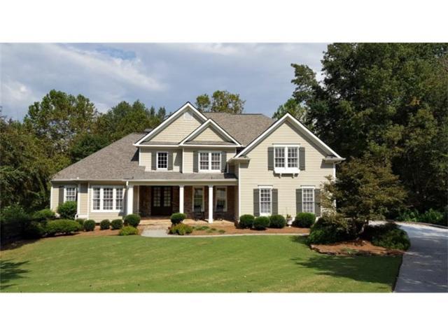 120 Terrace Glen Circle, Milton, GA 30004 (MLS #5909205) :: North Atlanta Home Team
