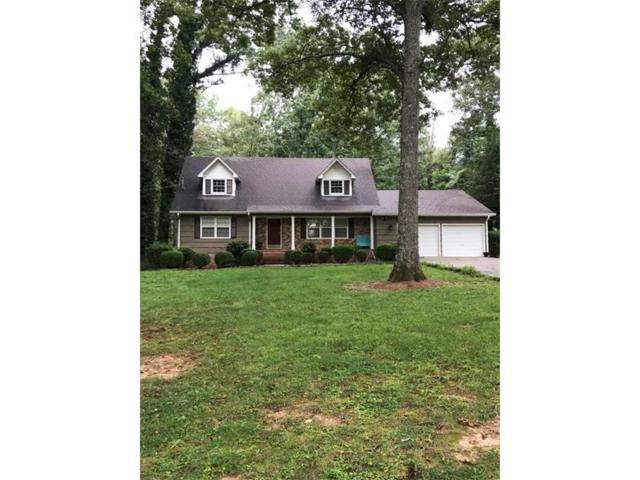 129 Cherokee Circle, Cedartown, GA 30125 (MLS #5909207) :: Maximum One Main Street Realtor