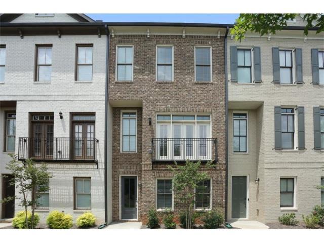 3480 Village Park Way #3480, Kennesaw, GA 30144 (MLS #5909221) :: North Atlanta Home Team