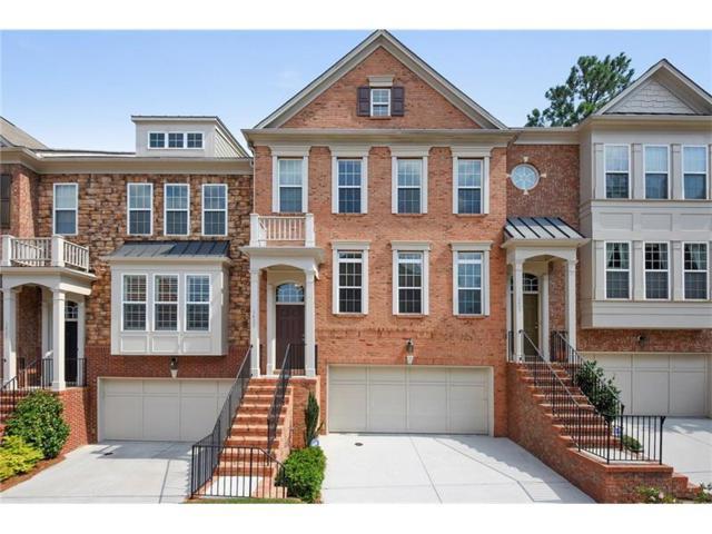 3437 Triview Square, Atlanta, GA 30339 (MLS #5909276) :: Charlie Ballard Real Estate