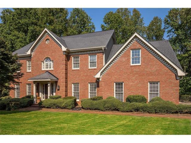 7475 Crompton Court N, Sandy Springs, GA 30350 (MLS #5909333) :: North Atlanta Home Team