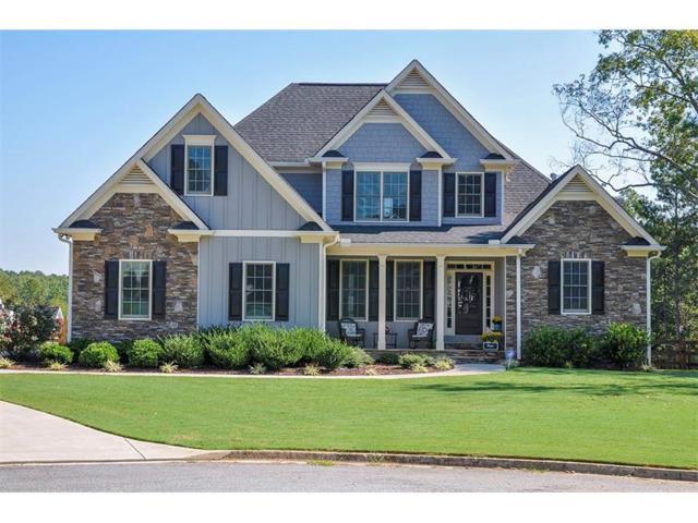 8 Oak Leaf Court SW, Cartersville, GA 30120 (MLS #5909402) :: North Atlanta Home Team