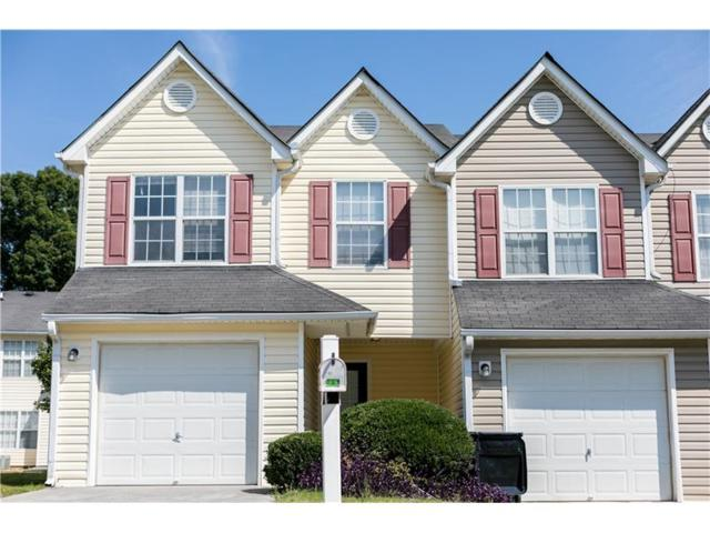 263 Gallant Chase SE #16, Mableton, GA 30126 (MLS #5909616) :: North Atlanta Home Team