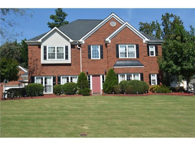 1210 Grace Hadaway Lane, Lawrenceville, GA 30043 (MLS #5909627) :: North Atlanta Home Team
