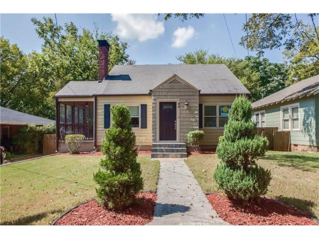 44 Leslie Street NE, Atlanta, GA 30307 (MLS #5909638) :: The Zac Team @ RE/MAX Metro Atlanta