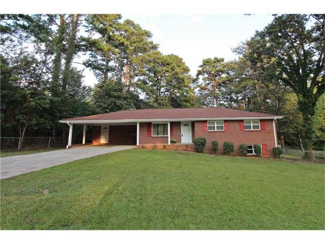 3347 Summit Drive, Douglasville, GA 30135 (MLS #5909657) :: North Atlanta Home Team