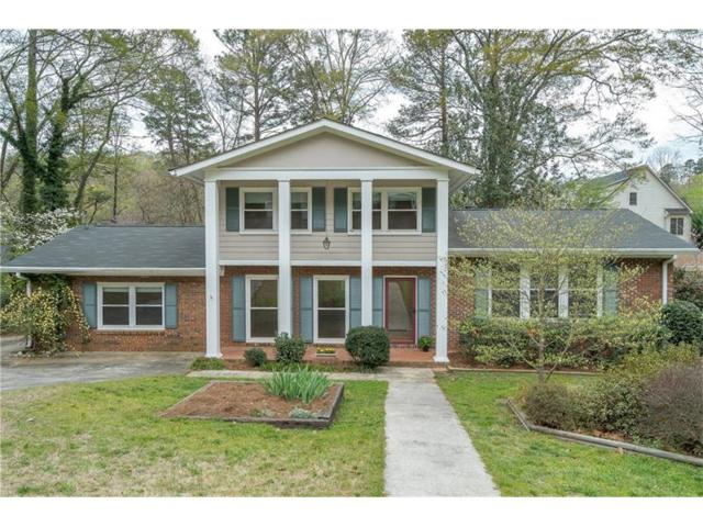 14 SE Riverview Road SE, Rome, GA 30161 (MLS #5909706) :: North Atlanta Home Team