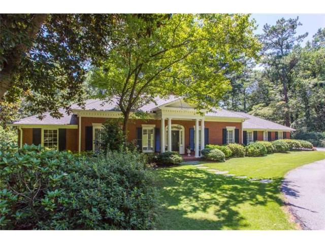 4010 Parian Ridge Road NW, Atlanta, GA 30327 (MLS #5909842) :: Buy Sell Live Atlanta